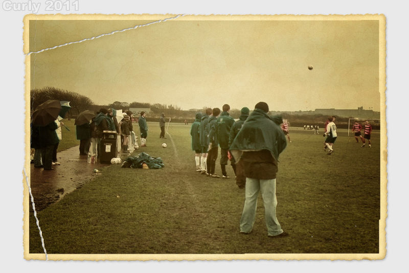 Football, South Shields, the Dragon