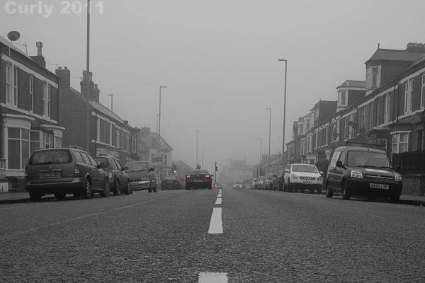 Fog, South Shields