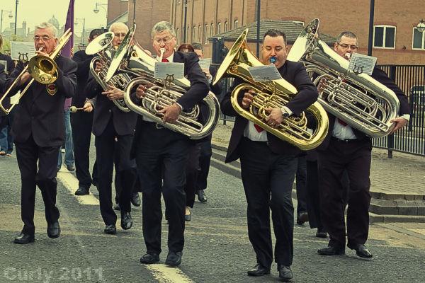 Good Friday Parade, South Shields