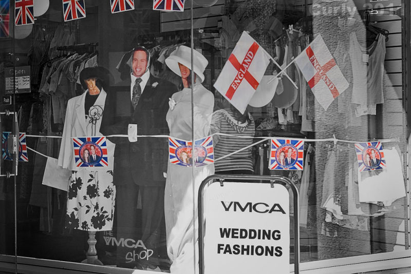 YMCA King Street, South Shields, Royal Wedding