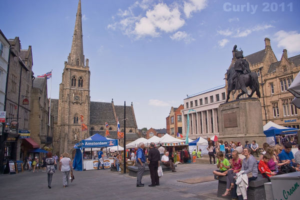 City of Durham Market Place
