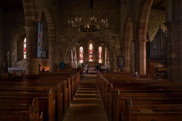 St. Mary's Lindisfarne Island
