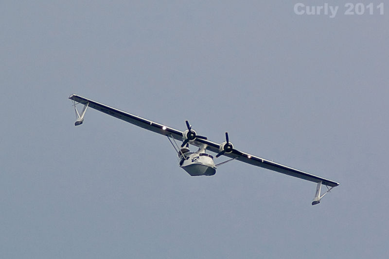Sunderland International Air Show 2011 Catalina