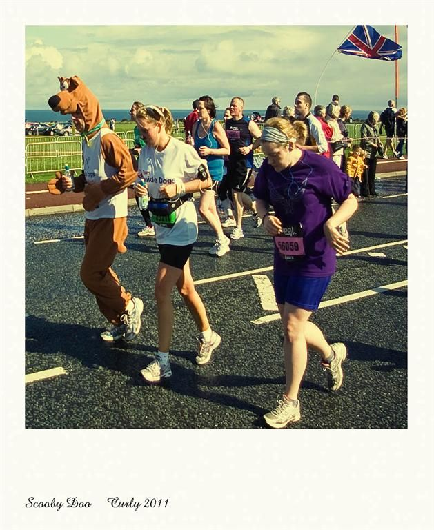 Great North Run South Shields 2011