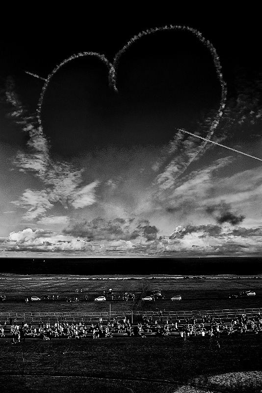 Great North Run South Shields 2011 Red Arrows
