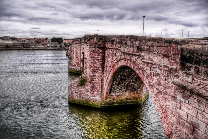 Royal Border Bridge Berwick