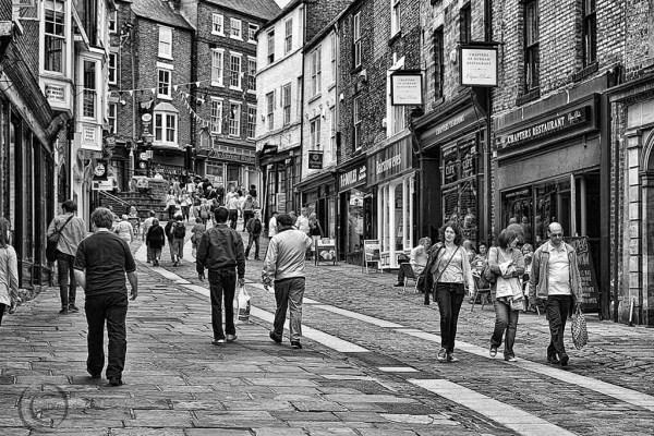 Durham City, England