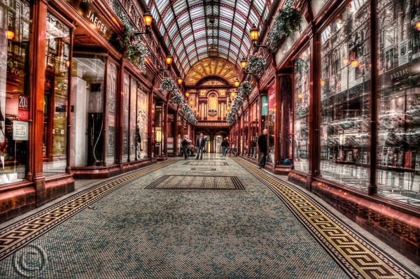 Central Arcade, Newcastle upon Tyne