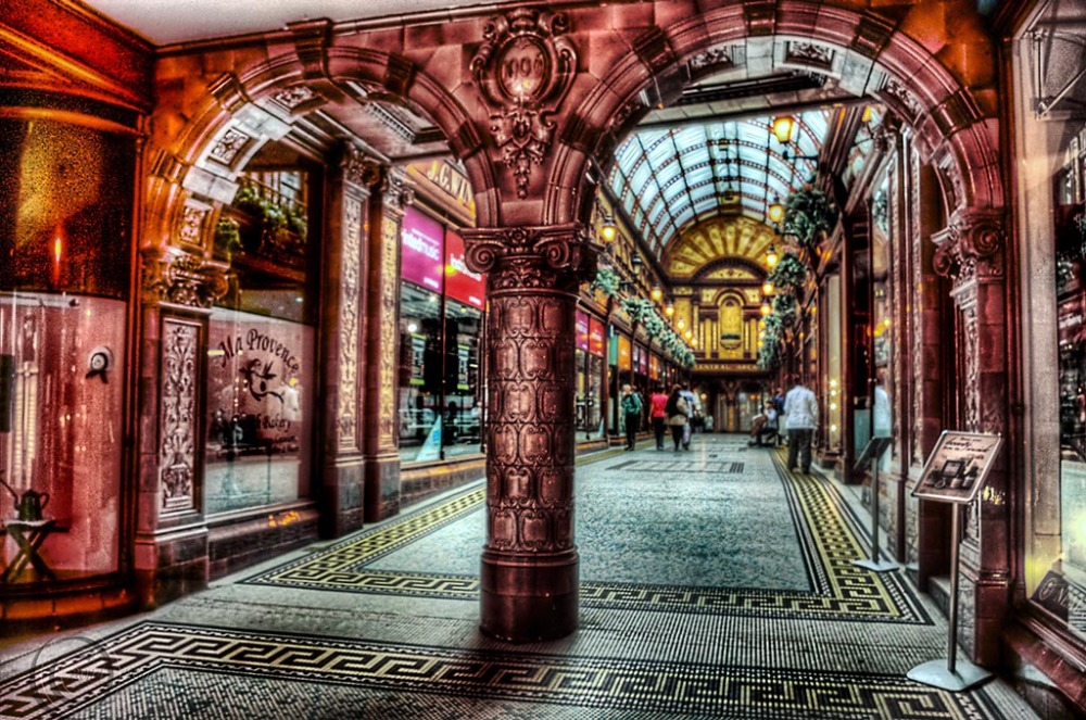 Central Arcade, Newcastle upon Tyne