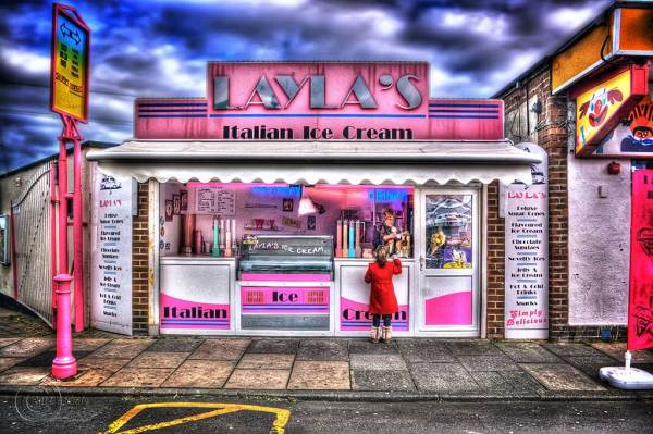 Laylas, Fairground, South Shields