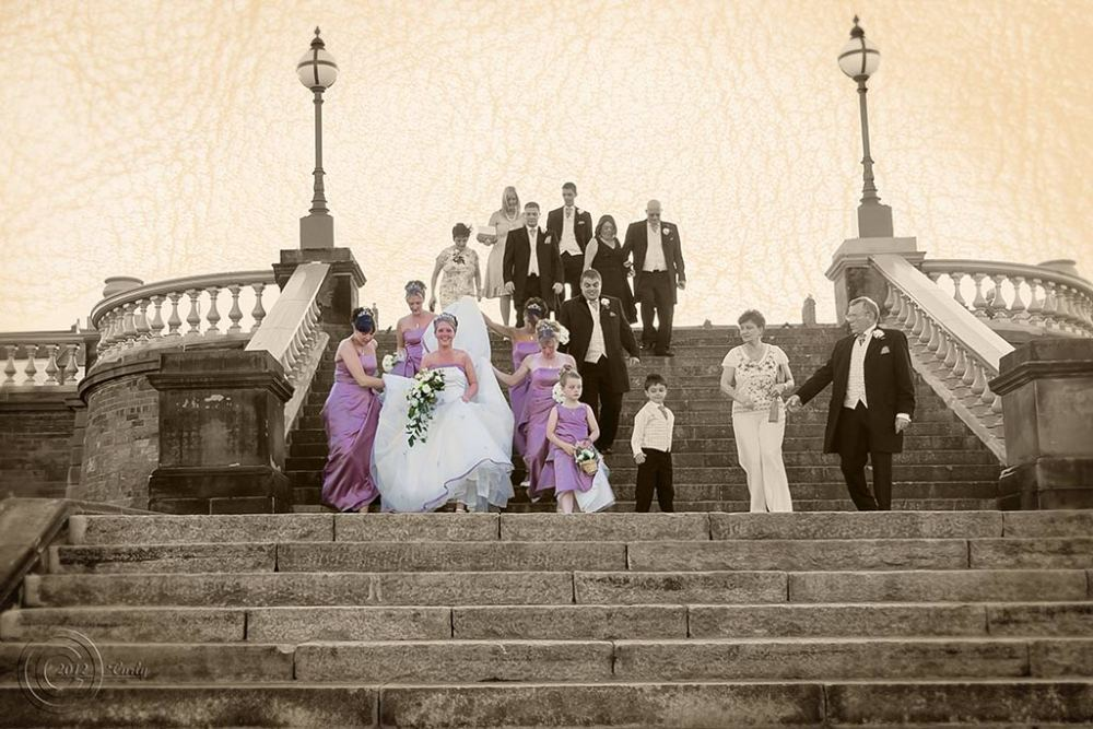 Wedding South Marine Park South Shields