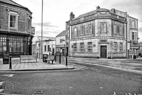 Adam and Eve, frederick Street, South Shields UK