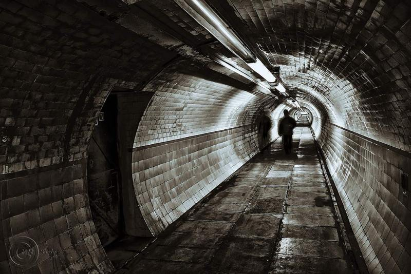 Tunnel People Architecture Photos South Shields Daily Pictures