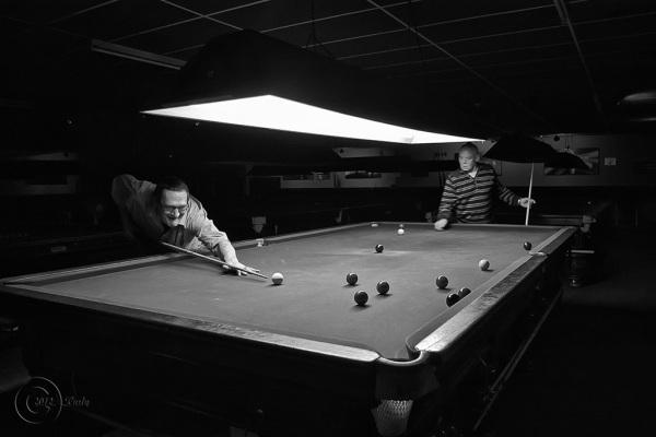 Shields Snooker Centre, South Shields