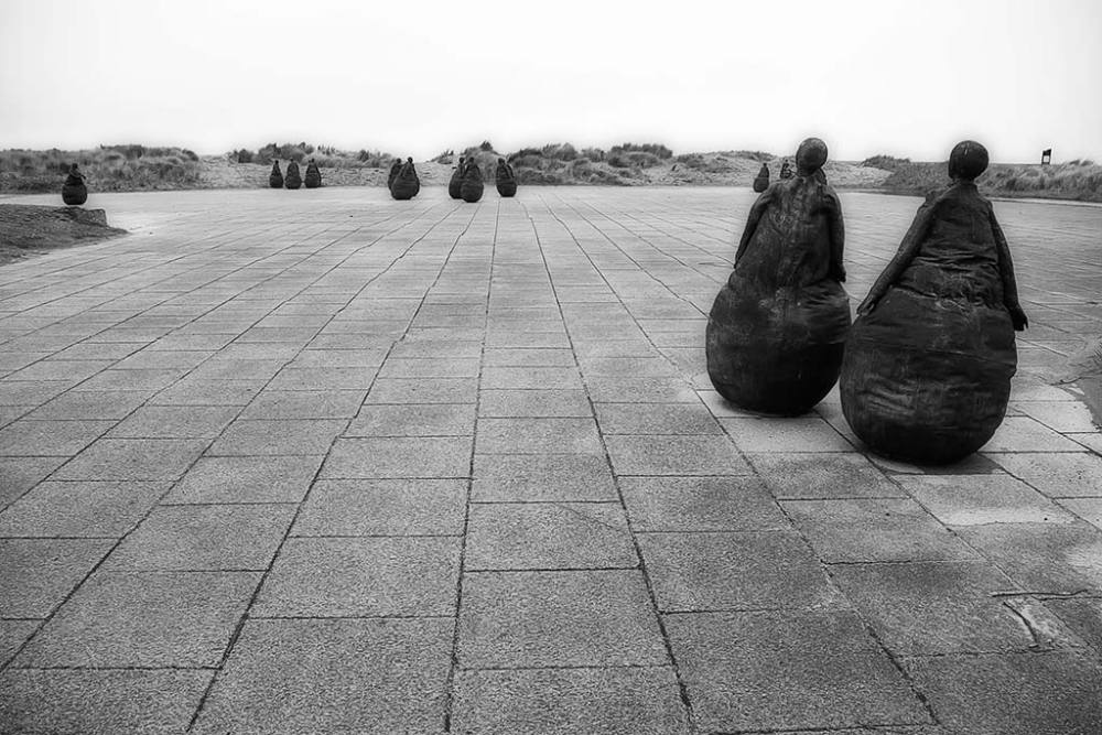 Conversation piece, South Shields