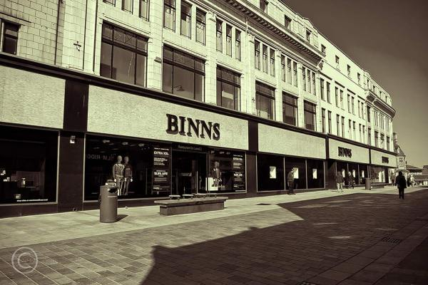 Binns in Darlington