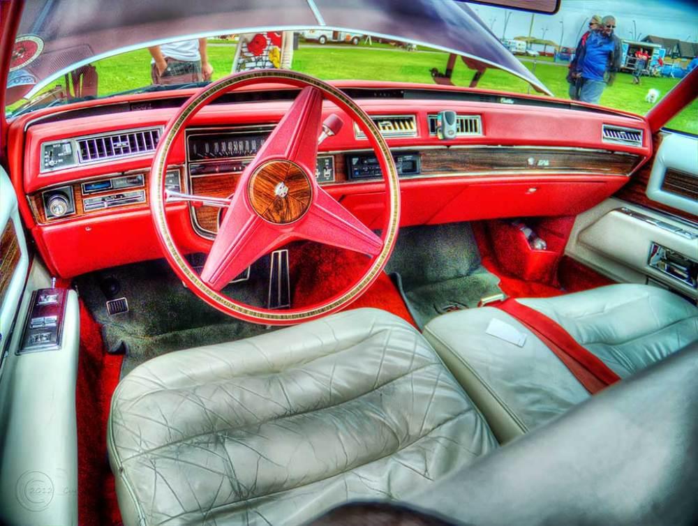 car, Bents Park, South Shields