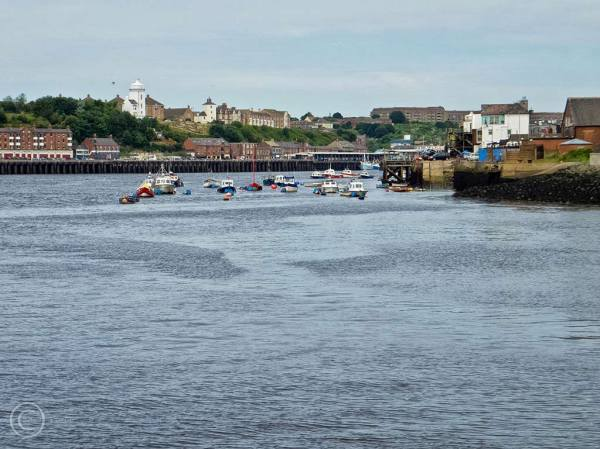 The River Tyne at South Shields