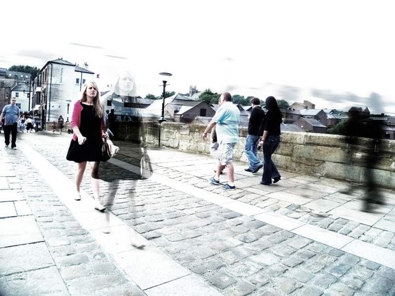 Elvet Bridge, City of Durham, England