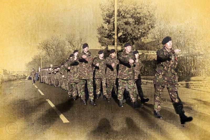 Remembrance Sunday, South Shields