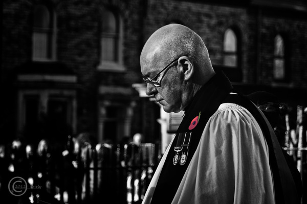 Rev. Paul Kennedy, South Shields