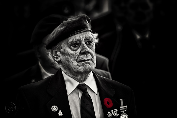 Remembrance Sunday, South Shields