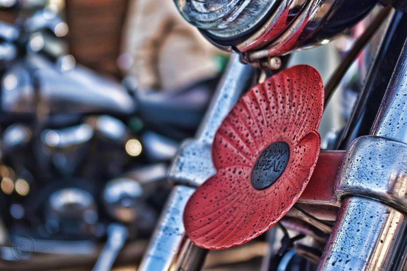 Remembrance Sunday, South Shields 2012
