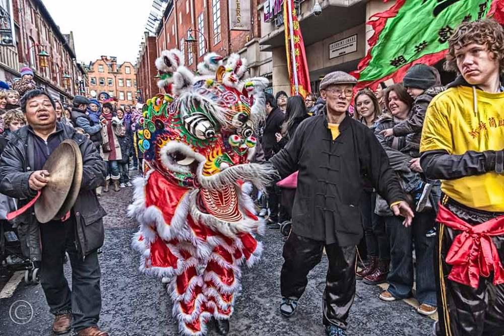 Chinese New Year, Newcastle Upon Tyne, 2013