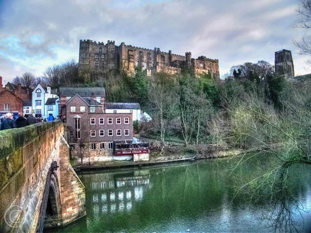 City of Durham, England