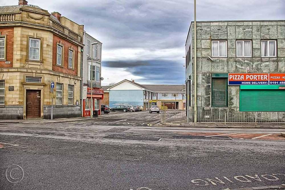 New Green Street, South Shields