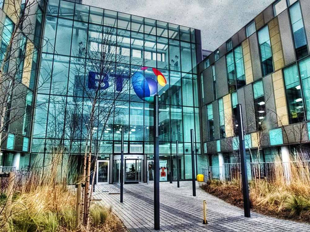 BT building, South Shields