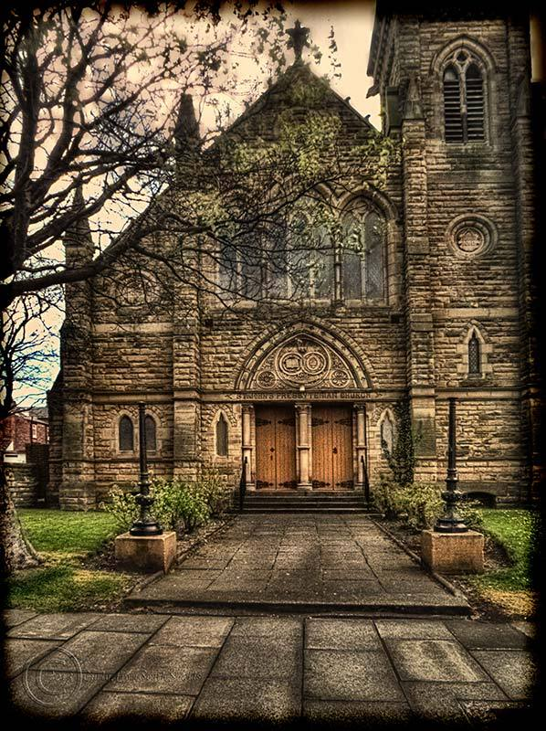 St. John's Church, Beach Road, South Shields, UK