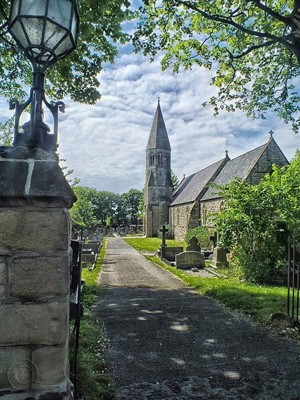St. Peter's Church, Harton Village, South Shields