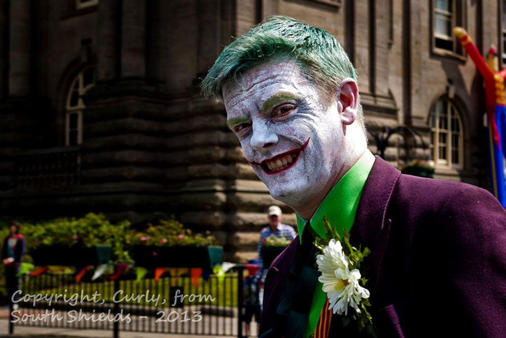 Joker, Summer Festival, South Shields 2013