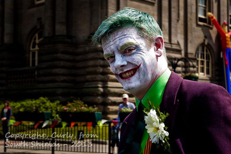 Joker, Summer Festival, South Shields 2013