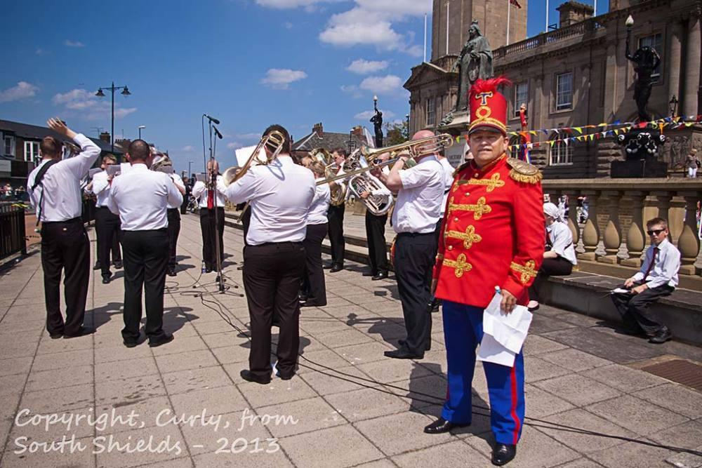 Summer Festival Parade, South Tyneside 2013