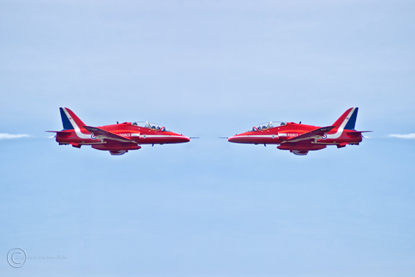 RAF Red Arrows, Sunderland 2013