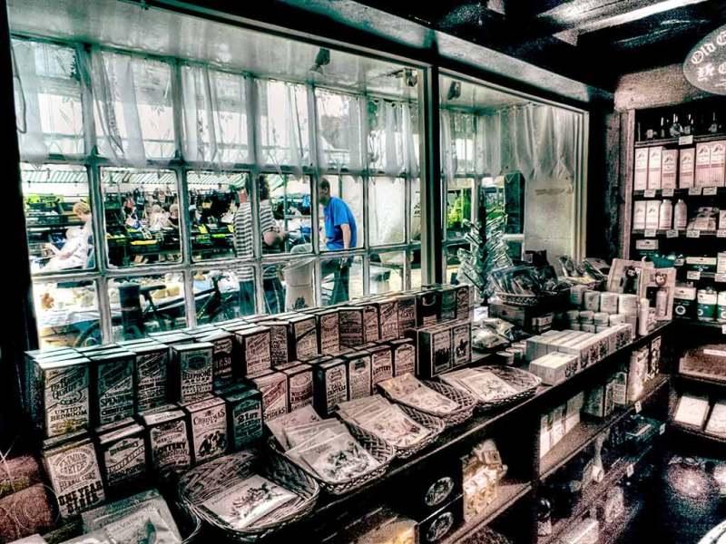 Chymist Shoppe, Knaresborough, North Yorks.