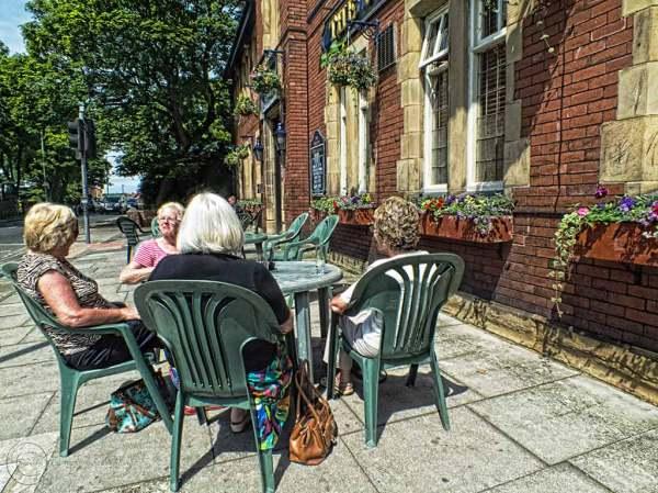 The Vigilant pub, South Shields UK
