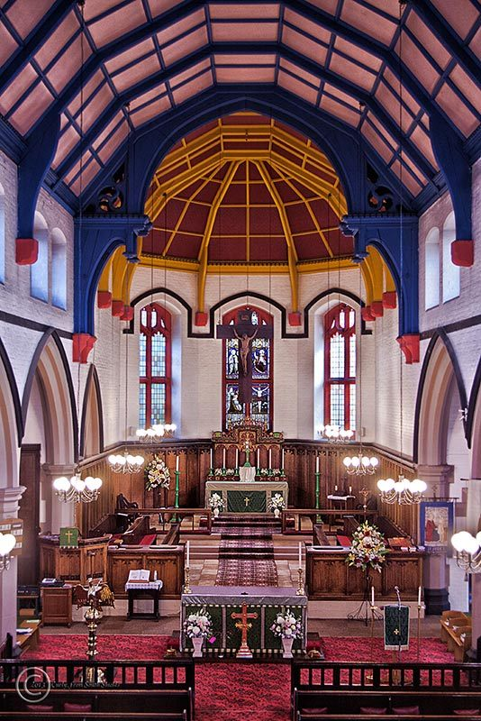 St. Jude's church, South Shields