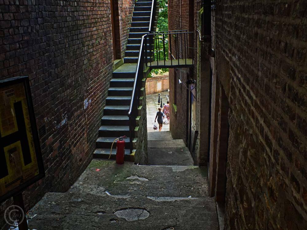 Fowler's Yard, Silver Street, Durham