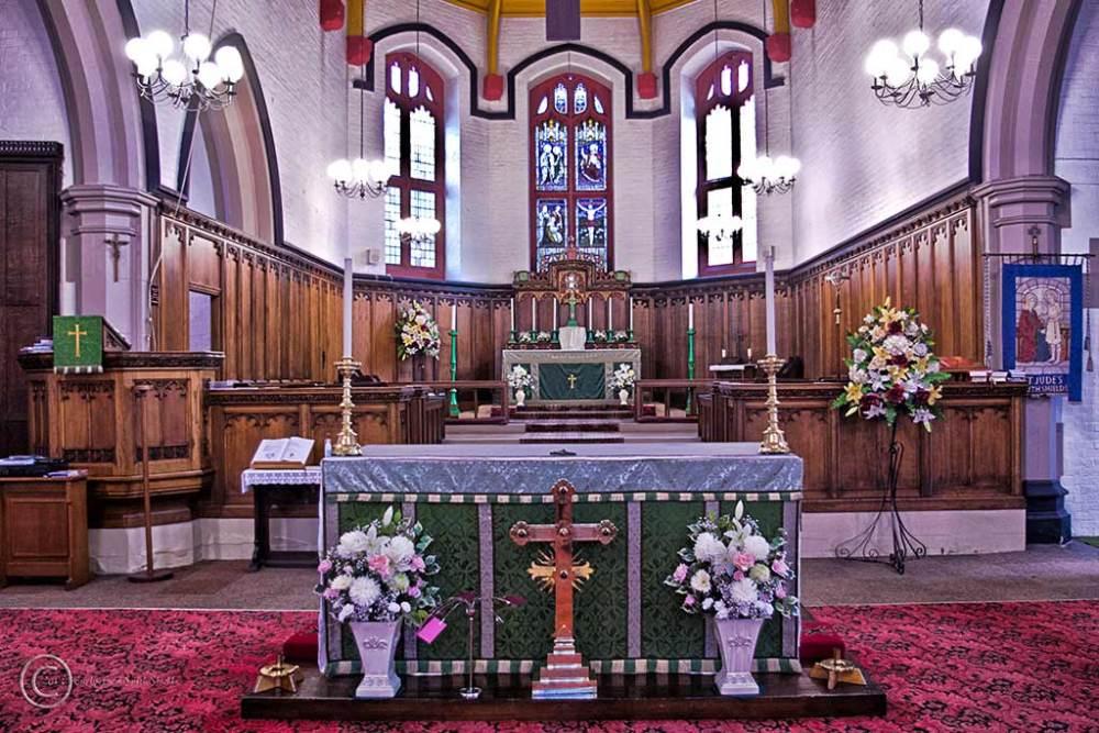 St. Jude's Church, South Shields, UK