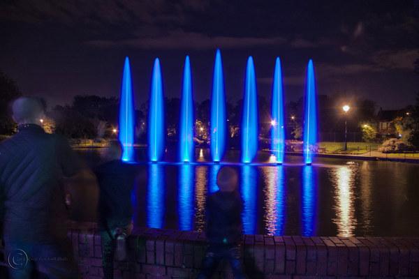 Illuminations, Roker Park, Sunderland
