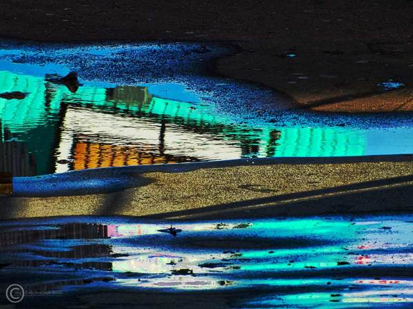 Reflections, Ocean Beach Pleasure Park, South Shie