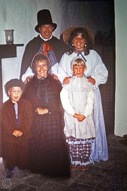 morwellham Quay, Devon, 1983