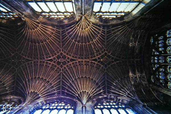 Bath Abbey 1983