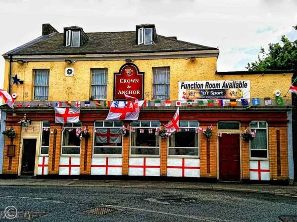 Crown and Anchor, Jarrow, UK