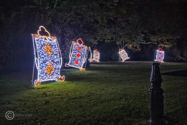 Sunderland illuminations 2014