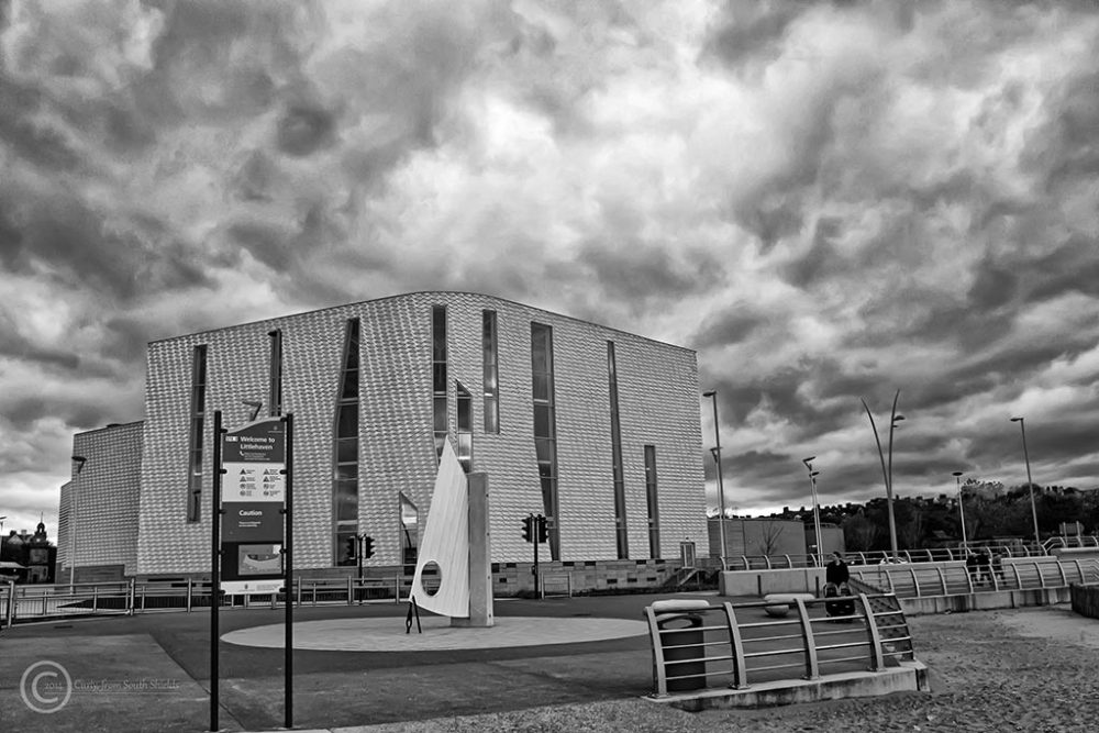 Haven Point leisure centre, South Shields