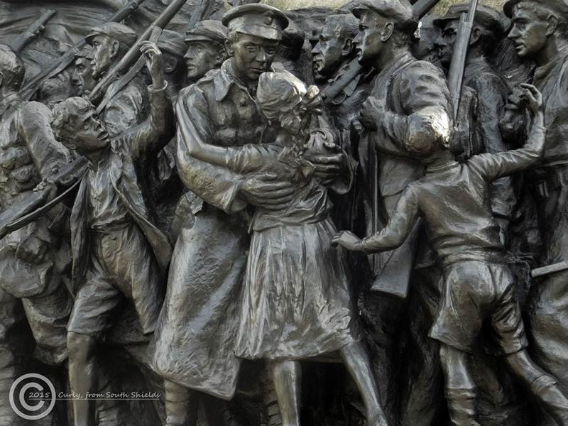 War memorial, Newcastle Upon Tyne